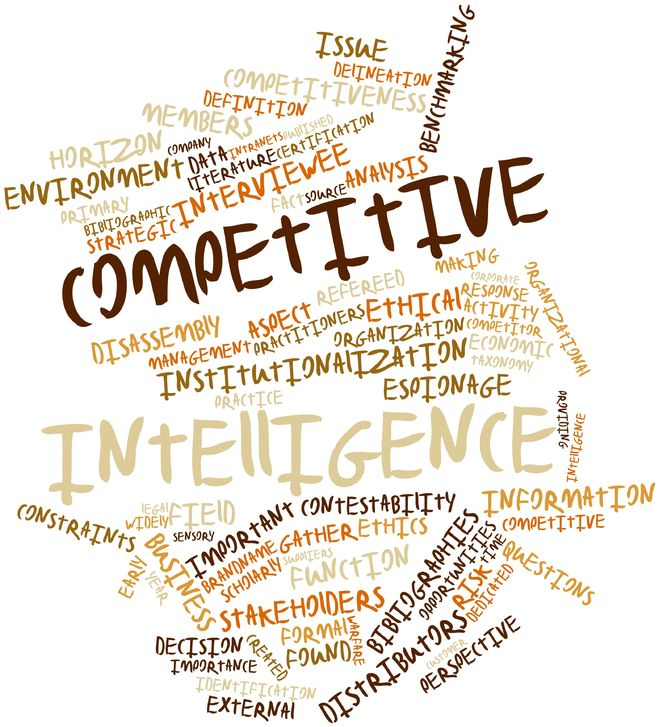 intefrsting competitive intelligence & qualitative research