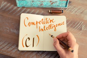 blending competitive intelligence with market research